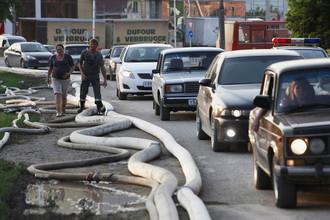 Специалисты МЧС завершили активную фазу операции на месте катастрофического наводнения