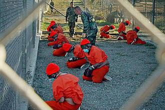 Число голодающих узников Гуантанамо превысило 30 человек