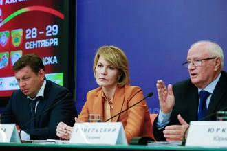РФБ подала заявку на wild card на чемпионат мира-2014
