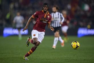 Жервиньо забил победный мяч «Ювентусу» и вывел «Рому» в полуфинал Кубка Италии
