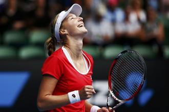 Екатерина Макарова продолжит борьбу на турнире в Дубае