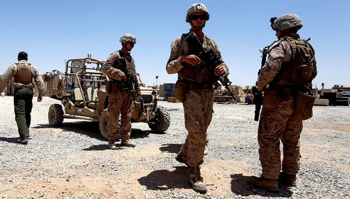 США намерены перебазировать войска из Афганистана на территорию бывших ССР