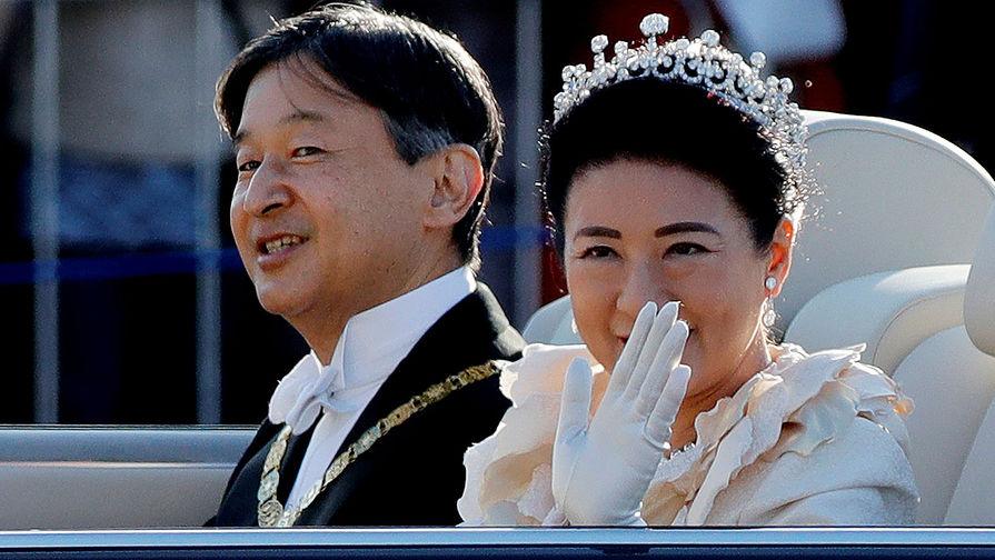 Император Нарухито покаялся за политику Японии во Второй мировой войне