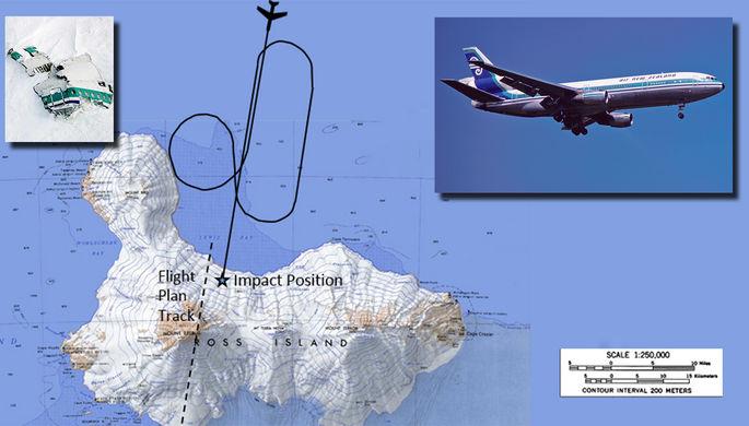 Катастрофа, изменившая авиацию: крушение DC-10 в Антарктиде