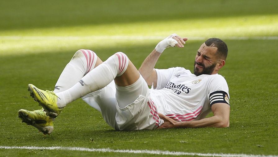 Карим Бензема в составе «Реала»