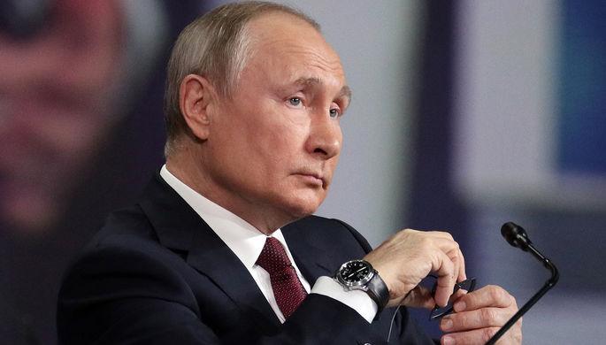 «Мы должны всех кормить?» Путин объяснил снижение транзита газа через Украину