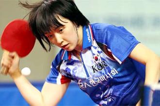 Настольный теннис объединил спортсменов КНДР и Южной Кореи