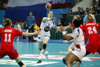 Российские гандболистки не смогли отстоять титул чемпионок мира
