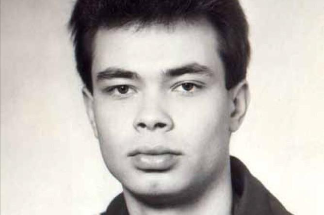 Георгий Гречко в молодости