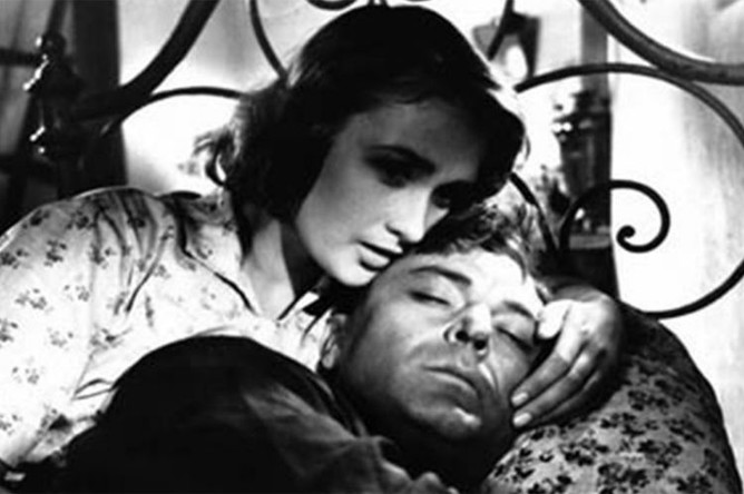 Кадр из фильма «Судьба человека» (1959)