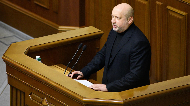 В СНБО отреагировали на отставку Турчинова