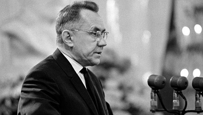 Алексей Косыгин, 1965 год
