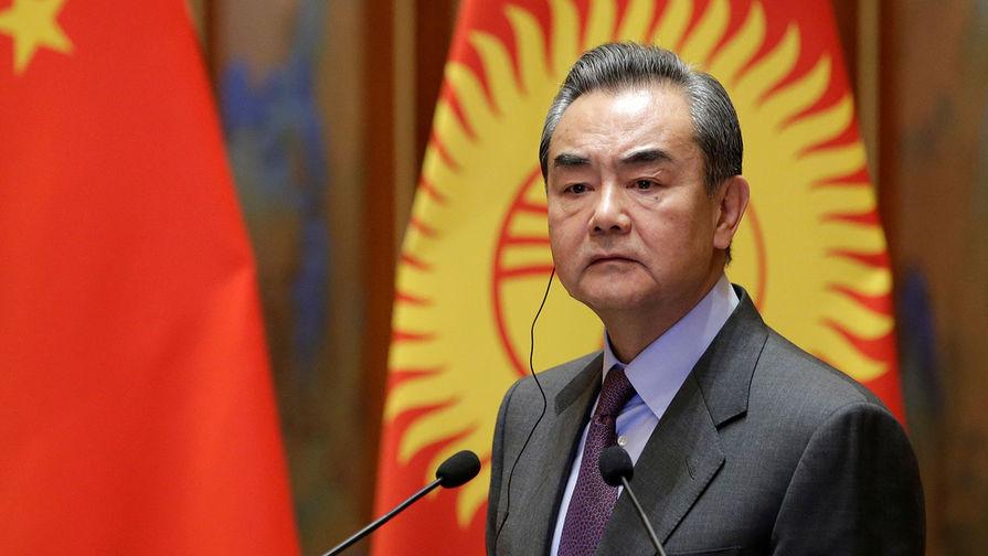 Глава МИД Китая заявил о совместной борьбе с Россией над политическим вирусом
