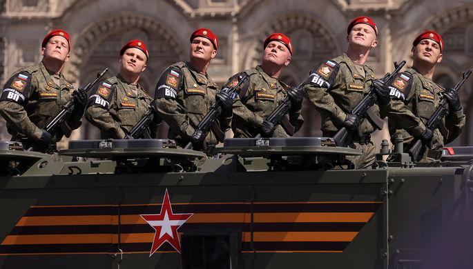 Красные береты: где будут готовить офицеров Военной полиции