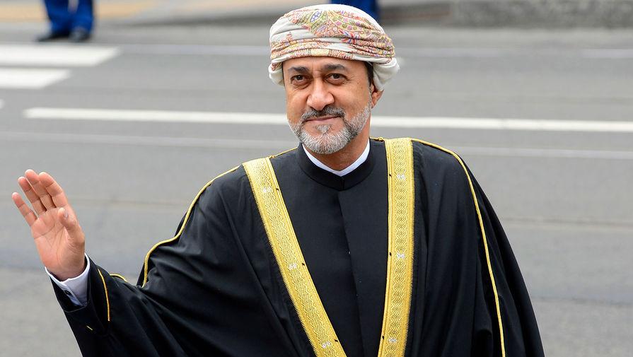 Хайсам бен Тарек Аль Саид