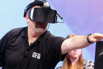 Шлем виртуальной реальности Project Alloy