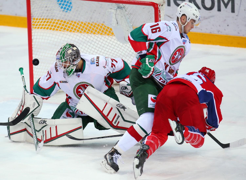 Нападающий ЦСКА Кирилл Петров: Ак Барс продолжает оставаться топ-клубом Хоккей. КХЛ