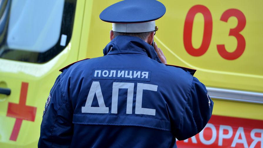 Один человек погиб, семь пострадали в аварии под Ростовом-на-Дону