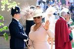 Опра Уинфри насвадьбе принца Гарри и Меган Маркл вВиндзоре, 19 мая 2018 года