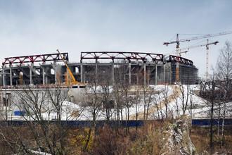 Когда теперь будет построен стадион «Зенита» остается неясным
