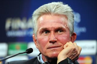 Юпп Хайнкес надеется завоевать свой последний трофей в качестве главного тренера «Баварии»