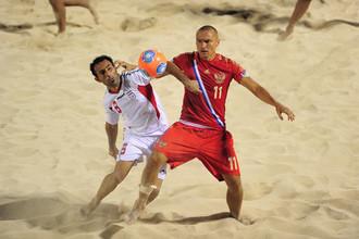 Сборная России с большим трудом переиграла иранцев и вышла в полуфинал чемпионата мира