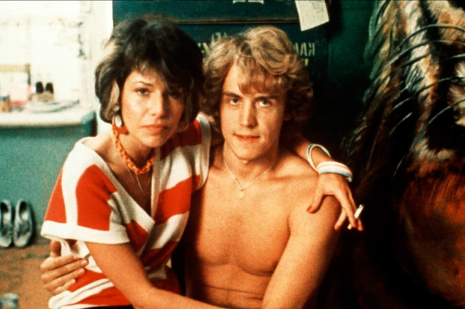 Кадр из фильма Василия Пичула «Маленькая Вера» (1988)