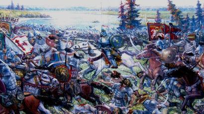 545 лет назад произошла знаменитая битва между Москвой и Новгородом