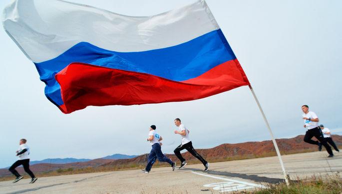 Россия просится в десятку