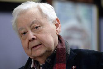 «Учил их не для чужого дяди»: Олег Табаков и его «Табакерка»