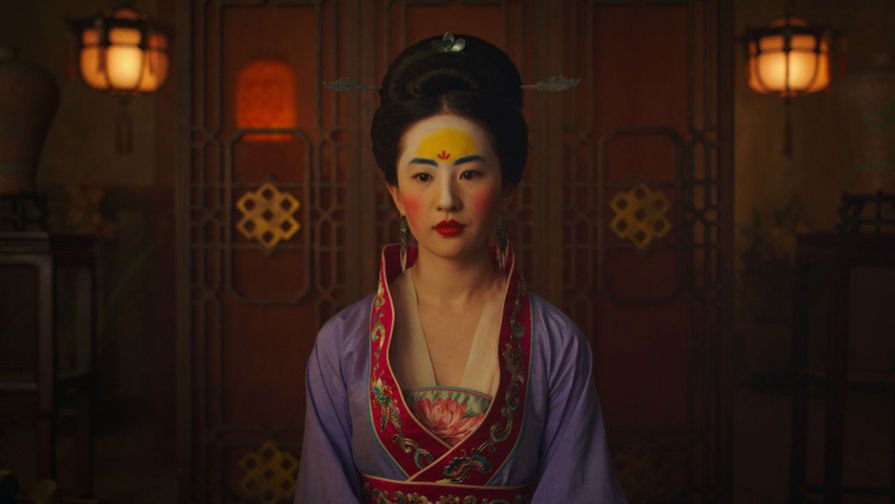 Кадр из фильма «Мудан» (2020)