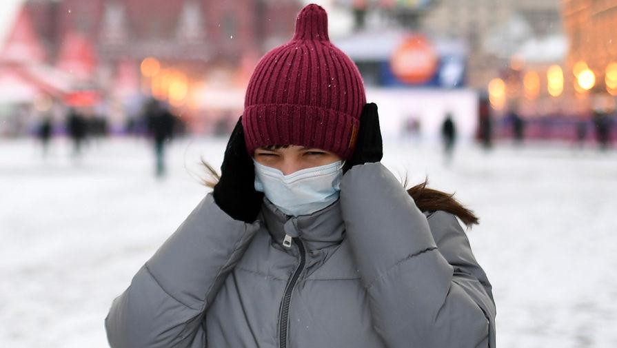 Названы правила ношения масок на улице