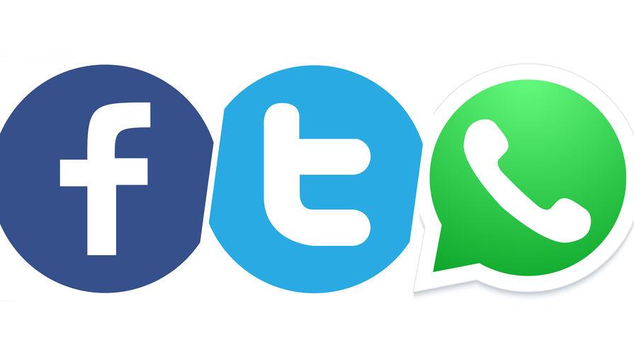 Facebook, Twitter и WhatsApp оштрафовали на 36 млн рублей за отказ в локализации данных в России