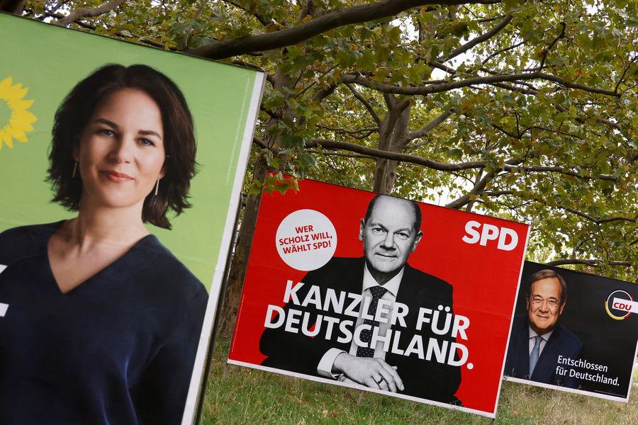 Социал-демократы выиграли РЅР°РІС‹Р±РѕСЂР°С… РІР'ундестаг
