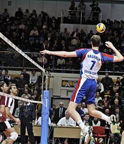 Могучий и прыгучий Алексей Казаков