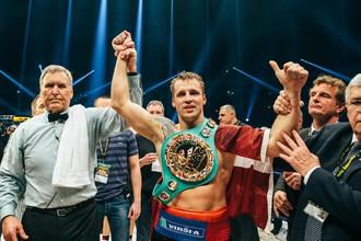 Майрис Бриедис с титулом чемпиона мира