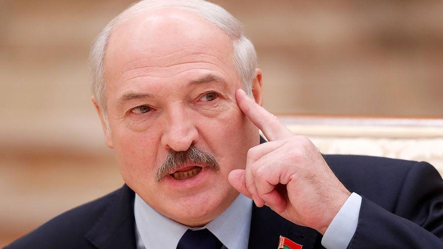 Президент Белоруссии Александр Лукашенко, 2018 год