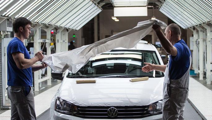 Автопром и вирус: в России начали останавливать конвейеры