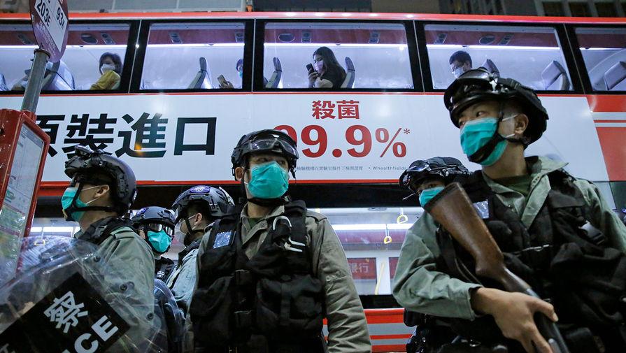 Неприемлемое предложение: США и Китай делят Гонконг