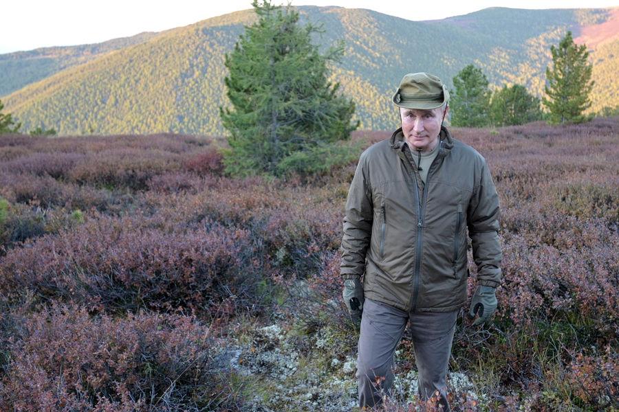 «Тайга, горы, прогулки, свежий воздух»: как прошел отпуск Путина