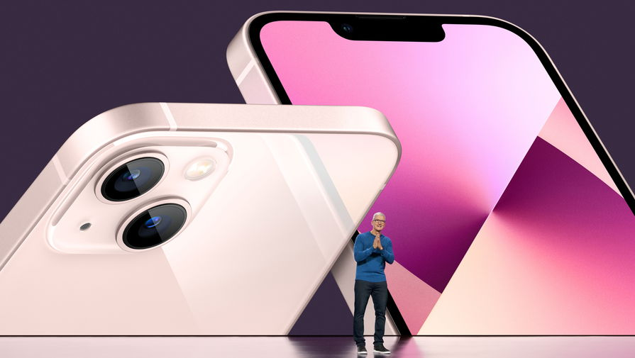 В Apple рассказали, почему россиянам придется ждать смартфоны iPhone 13