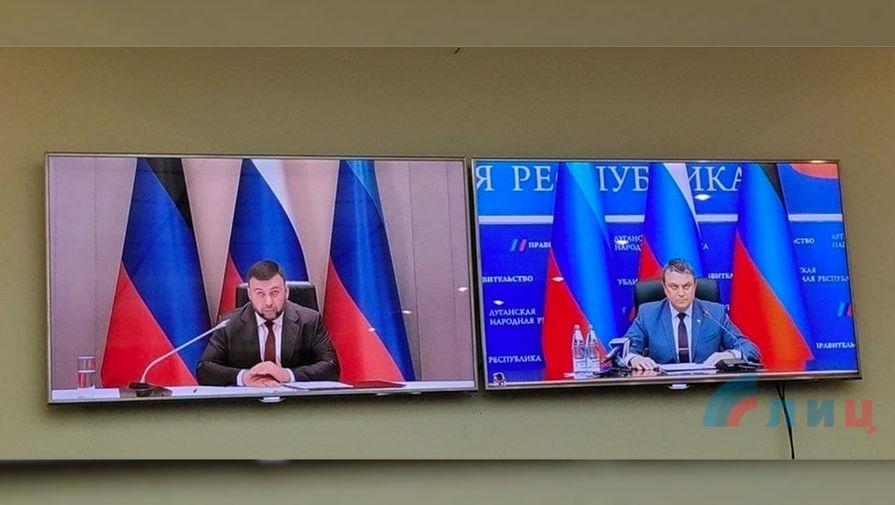 ЛНР и ДНР подписали договор о создании единой таможенной зоны