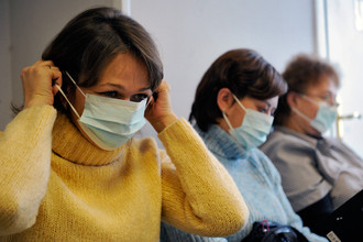 Вирус гриппа постоянно циркулирует в социуме и передается от человека к человеку в любое время года