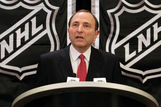 Комиссионер НХЛ Гэри Беттмэн как никто умеет вести переговоры с профсоюзом игроков