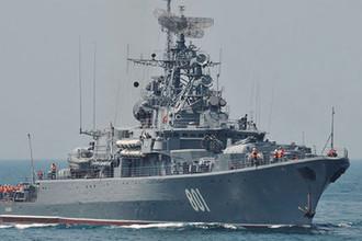 900 морпехов на борту: что известно о новых десантных кораблях РФ