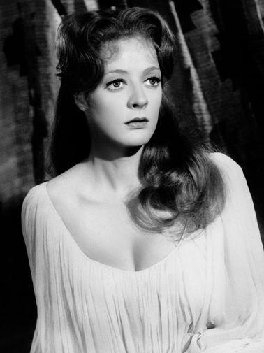 Мэгги Смит образе Дездемоны в экранизации «Отелло»(1965)