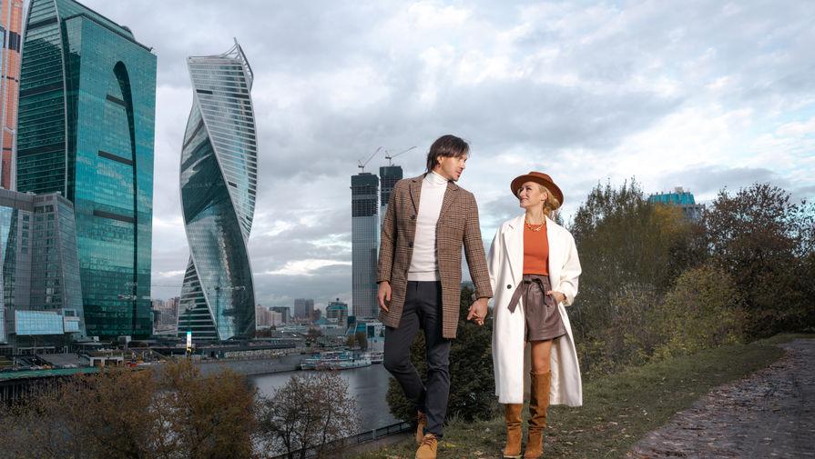 Татьяна Волосожар с супругом Максимом Траньковым