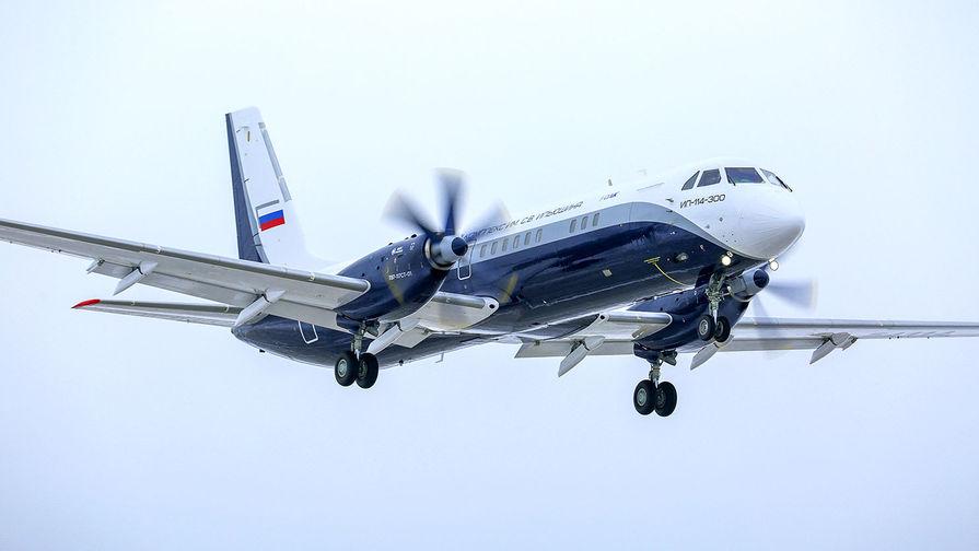 Военный интерес: Минобороны присматривается к Ил-114