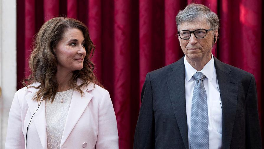 TMZ: Мелинда Гейтс не будет подавать на алименты после развода