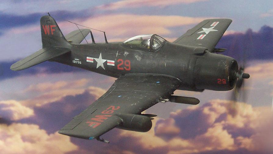 Grumman F6F Hellcat (США)